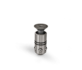 PC-countersunk bolt, short