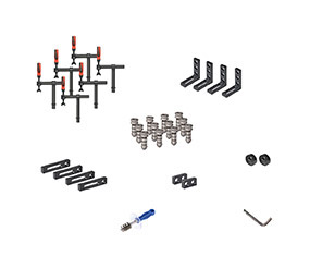 PROFIEcoLINE Set 712 (System 28) with PPC bolts